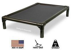 Kuranda Indoor Dog Bed - Walnut Frame - Ballistic Fabric - G