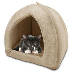 Indoor Dog House Bed Pet Soft Warm Cushion Pad Washable Cat