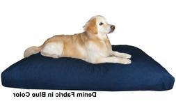 Jumbo Durable Orthopedic Pet Dog Bed Waterproof Mix Memory F