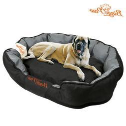 Jumbo Plus Waterproof Pillow Sofa Dog Bed Large Pet Bed Cush