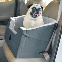 New K&H Manufacturing Bucket Booster Pet Seat Large Gray 14.