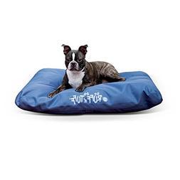 K&H Pet Products K-9 Ruff n' Tuff  Pet Bed Medium Navy Blue