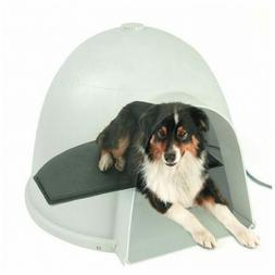 K & H Small Igloo Heated Pet Bed KH-1030