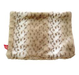 The Dog Squad Kennel Cover All Plush Blanket, Sno Leopard