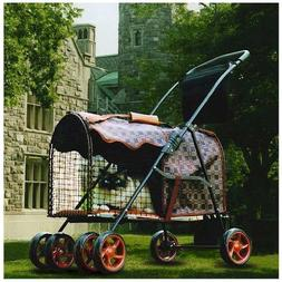 """Kittywalk Royale Classic Stroller 26"""" x 13"""" x 16"""" - KWPSROYC"""