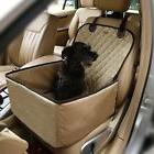 2-In-1 Waterproof Dog Booster Seats & Front Seat Covers for