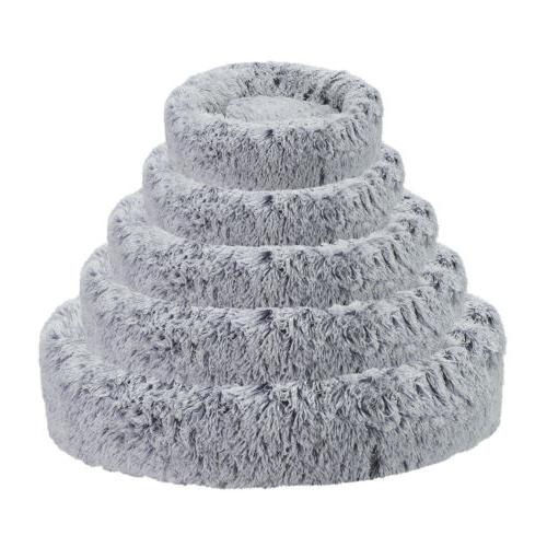 2XL XL Large Pet Calming Bed Cat Dog Nest Washing Available
