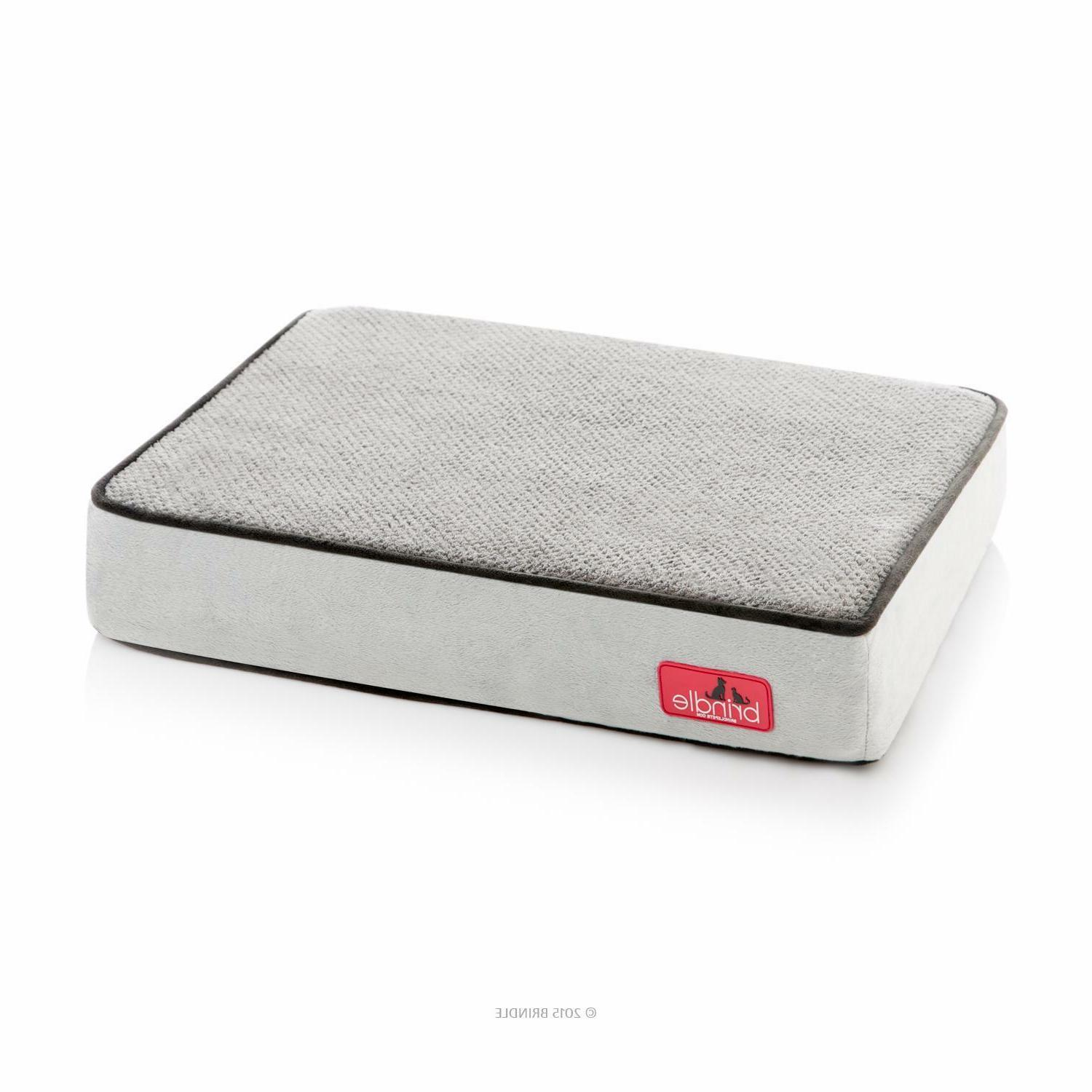 BRINDLE Memory Foam BED Removable and Liner