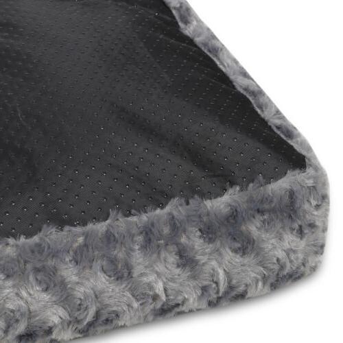 """42"""" Deluxe Fur Cat Dog Pet Bed Bottom"""