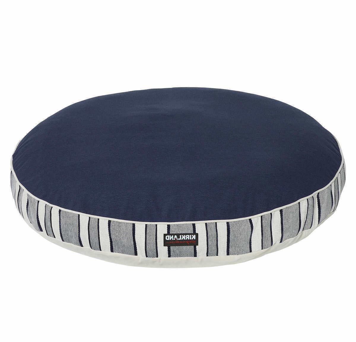 Kirkland Signature 42 Inch Round Bed Blue Machine