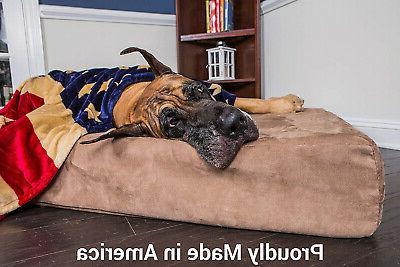 Big Barker Dog Bed Pillow-Top |