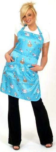 My Spotted Dog Ahh Soapy Dogs Grooming Apron