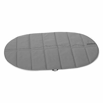 Ruffwear - Highlands Pad Portable Bed for Dogs, Granite Gray