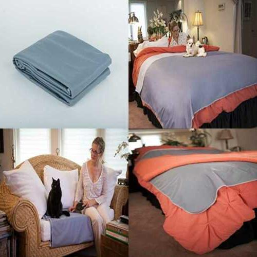 Silly Legacy Waterproof Protective Cover or Liner for Bed or