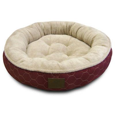 akc3198 extra large round pet bed assorted
