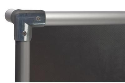Kuranda All-Aluminum Dog Bed - - Grey