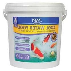 API COOL WATER POND FISH FOOD 4MM PELLET 5.7LB