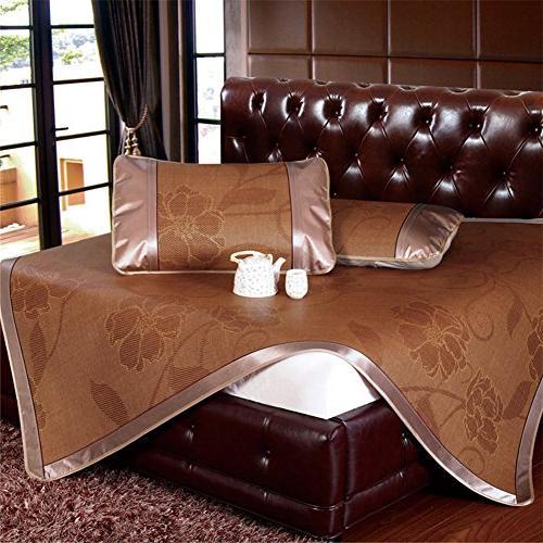 bamboo mattress mat bedding set