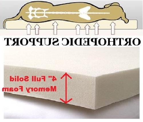 """ehomegoods 41""""X27""""X4"""" Beige Gusset Orthopedic Memory Pet dog with 2 external covers"""