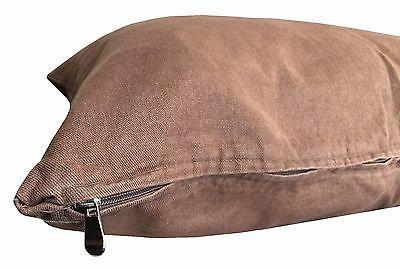 Brown Durable Washable Tough Cover Duvet