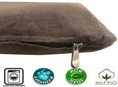 Brown Tough Dog Bed Cover Duvet