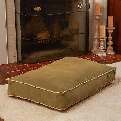 Buster Dog Bed Replacement Cover - Moss