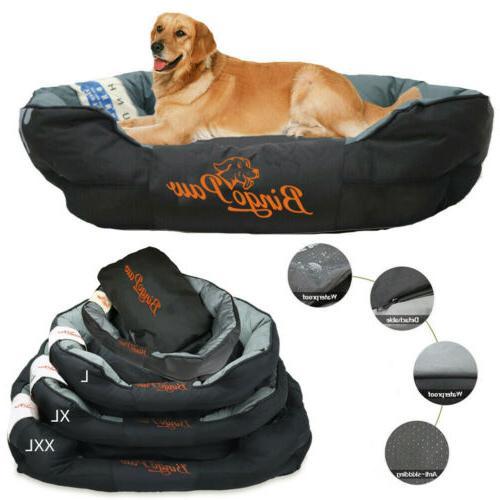 chew resist waterproof orthopedic sofa dog pet
