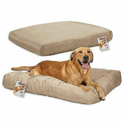 chew resistant tough dog beds durable strong