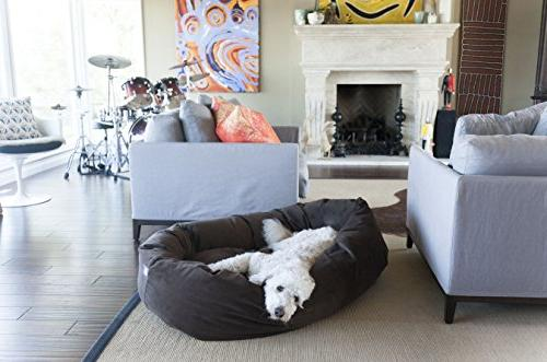 52 inch Bagel Dog Bed Majestic Pet Products
