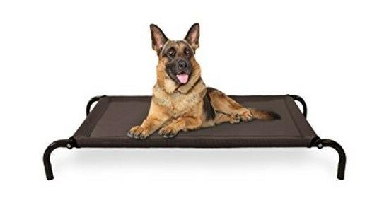 Cot Big Raised Dog Bed Camping Elevated Outdor Extra Large S