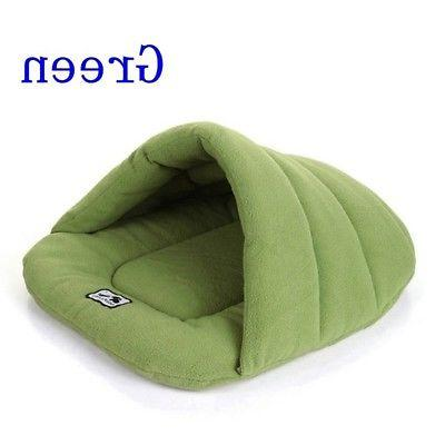 House Kennel Cave Sleeping Mat Warm