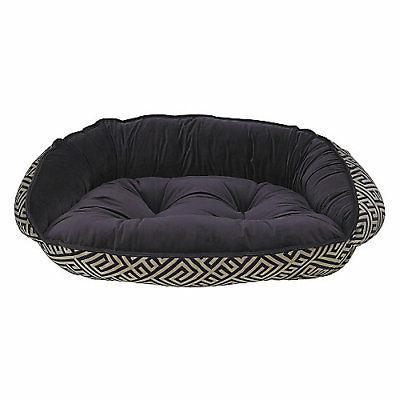 crescent reversible avalon dog bed
