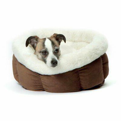 cuddle cup dog bed cat bed dark