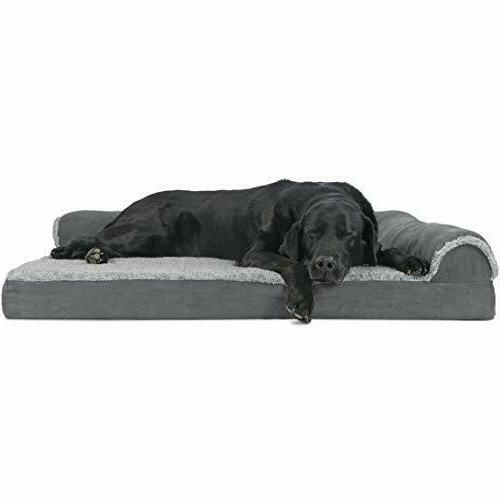 Extra Large Great Dane Dog Bed Deluxe Orthopedic Big Pet XL