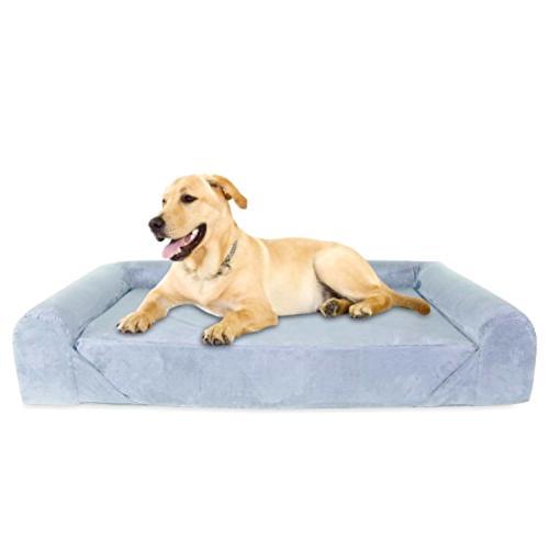 New KOPEKS Deluxe Orthopedic Memory Foam Sofa Lounge Dog Bed
