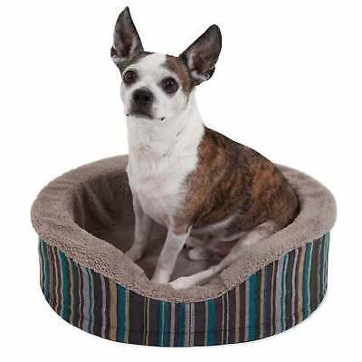 Petmate Deluxe Oval Lounger with Microban
