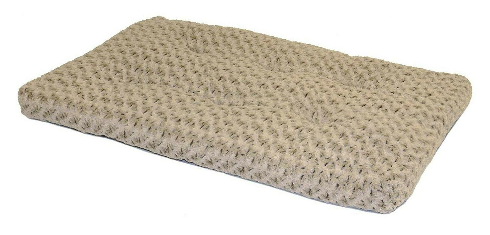 deluxe super plush pet beds 48 inch