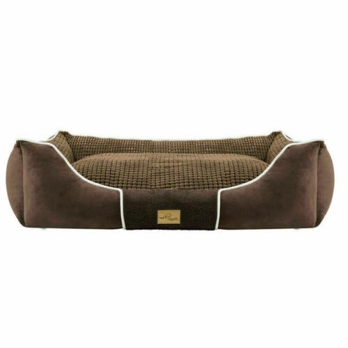 Dog Bolster Large House Waterproof Beds