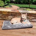Dog Bed for Crate Medium Pad Kennel Pillow Washable Cover Ou