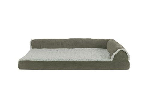 FurHaven | Fur Chaise for & Dark Large