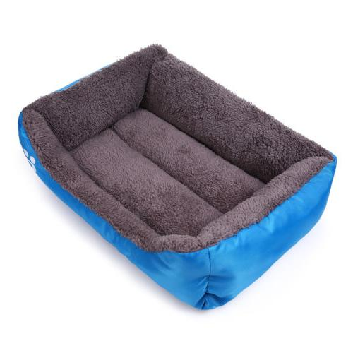 Dog Bed Kennel Medium Cat Puppy Bed House Soft Warm Hot
