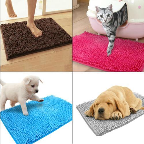 Pet Dog Cat Bed Puppy Sleeping Bathroom Pad