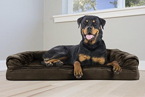 dog bed orthopedic ultra plush