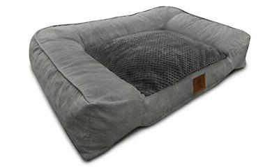 Dog Pet Bed Large Memory Foam New