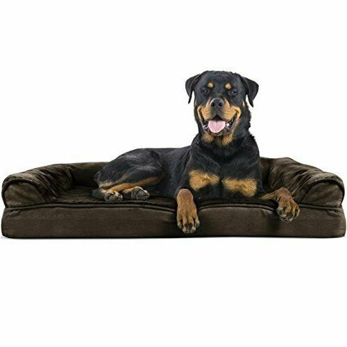 dog bed ultra plush