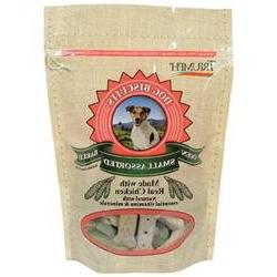 Natural Dog Biscuits Treat  - Size: Small/ 4 Lbs