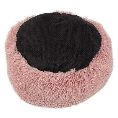 Donut Pet / Cat Bed Soft Warm Bed Kennel Nest