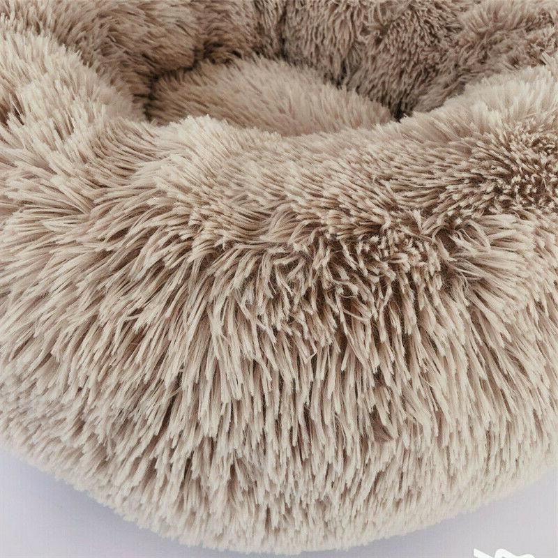 Donut Warm Bed Kennel