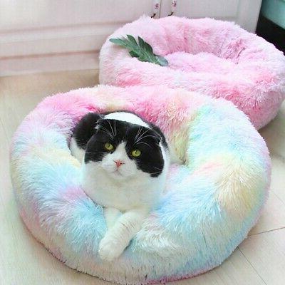 Pet Warm Calming Kennel Nest