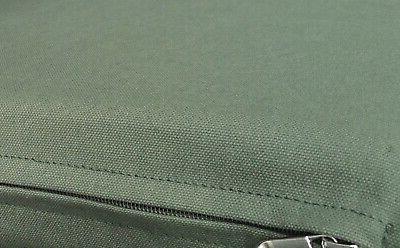 Heavy DIY Green Cotton Fabric Large 47x29